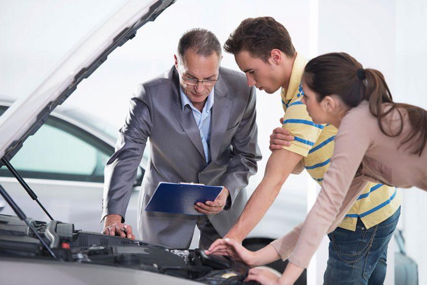 Title loan inspection